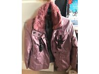 Lovely warm coat - only £8