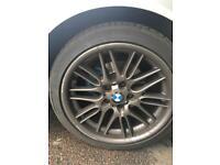 "Bmw wheels 18"" style 65"