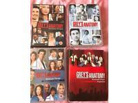 Greys Anatomy dvd sets