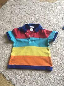 Ralph Lauren polo shirts age 18 month £5 each