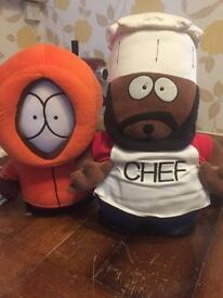 South Park Kenny and chef