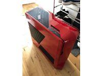 NZXT Phantom Red Full ATX Case