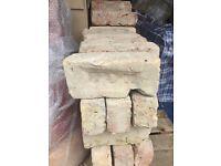 Reclaimed Yellow London Bricks