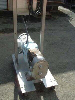 Waukesha Positive Displacement Pump Size 130