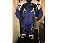 Motorcycle full leather suit