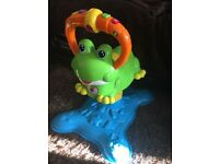 Vtech play and learn jumping frog