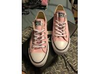Brand new platform converse all star