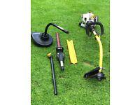Ryobi expandit petrol Strimmer/ Hedge Trimmer/ Leaf Blower