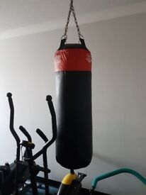 Everlast heavy weight boxing bag