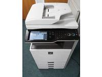 Sharp MX2600N Printer/Scanner/Photocopier/Fax **Low Mileage**