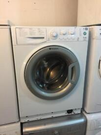 81.hotpoint 7kg washing machine