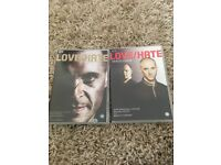 Love/hate dvds