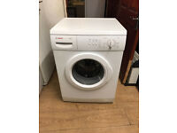 White Bosch Maxx 6 Washing Machine (Fully Working & 4 Month Warranty)