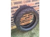 Metzeler Sixdays Extreme motorbike tyres (motocross KTM YZ RM KX)