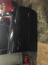 Vauxhall Zafira Front door