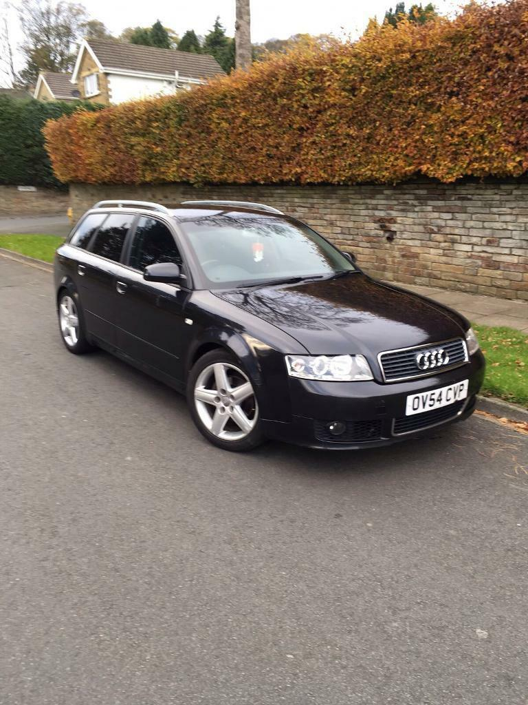 AUDI A4 1.9 TDI AVANT 130 BHP 6 SPEED MANUAL.
