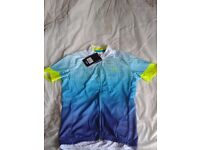 Mens cycle jersey dhb Blok Short Sleeve (Brand New)