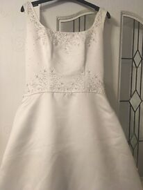 Ivory Wedding dress (2003)