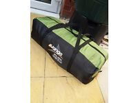 Vango 450 XL tent never been used.