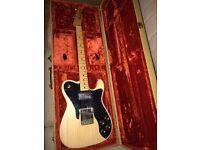 Fender Telecaster Custom 1976 *Trades/PX considered*
