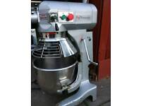 Commercial heavy duty Newscan Dough planetary mixer 20 litres bowl.