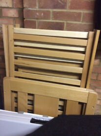 Cot Bed for Free