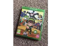 Xbox One Ben 10 game, still sealed