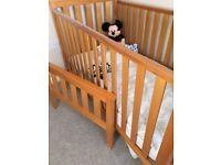 Mothercare, Jamestown cot bed