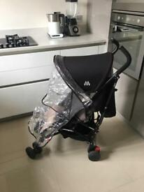 Maclaren Quest Pushchair Stroller & Raincover