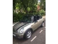 Mini one 2008 convertible for sale