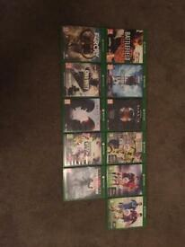 Xbox one games bundle or buy individual