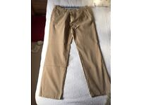 Tommy Hilfiger Straight Fit Chinos