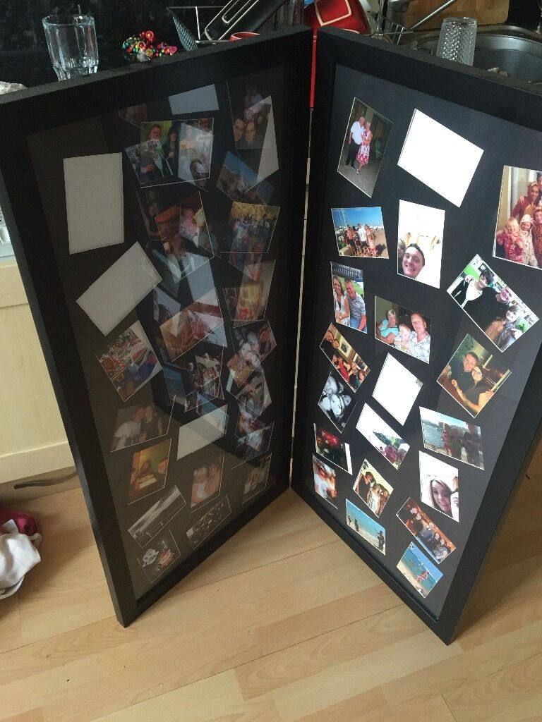 Large Double Stand Up Collage Frame In Salford Manchester Gumtree