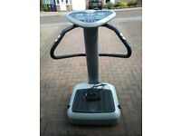 Gadget fit vibrating plate machine. Perfect working order.