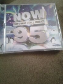 NOW 95 - 2 DISC CD for sale.