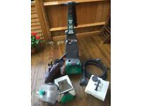 Bissel Big Green Professional Carpet Cleaner Machine