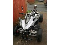 66 plate quad *2 YEARS MOT*