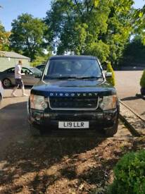 Land Rover Discovery 3 HSE with full Discovery 4 conversion Auto TDV6 7 seater px swap