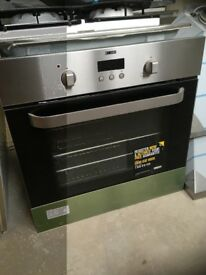 Brand new zanussi oven, hob and cooker hood