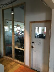 STUNNING PRIVATE OFFICE IN A CREATIVE COMMUNITY AVAILABLE!