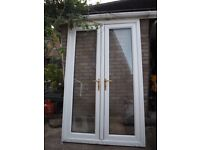 Perfect Condition Double French Doors