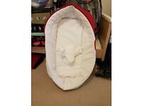 Silver cross pushchair crib part and cosy toes