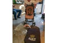Maclaren Juicy Couture Buggy