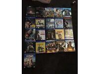 Blu-Ray bundle + 4K movies - Less than £3 a movie