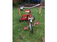 Radio Flyer retro Kids Tricycle