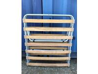 Z bed frame needs mattress FREE DELIVERY PLYMOUTH AREA