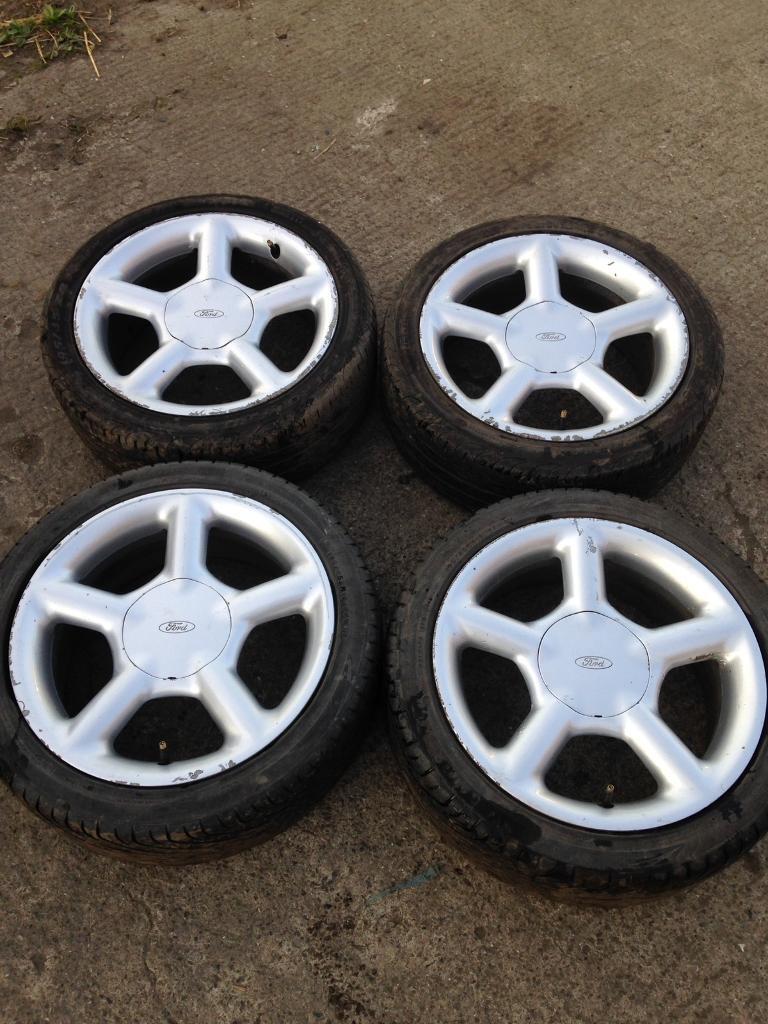 Ford Fiesta / Escort Cossy 16inch Alloy Wheels