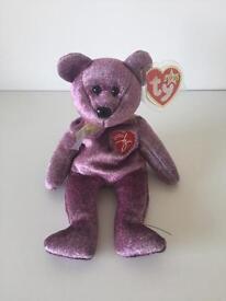 2000 Signature Beanie Baby Bear