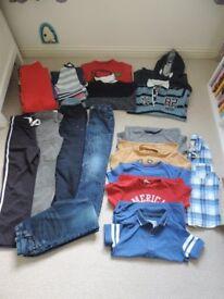 Bundle of clothes for boy, age 7 & 7-8