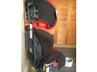 Graco Trilogic car seat & Booster